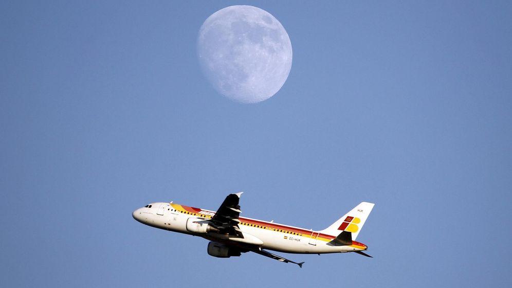 Foto: Foto: Iberia, de IAG