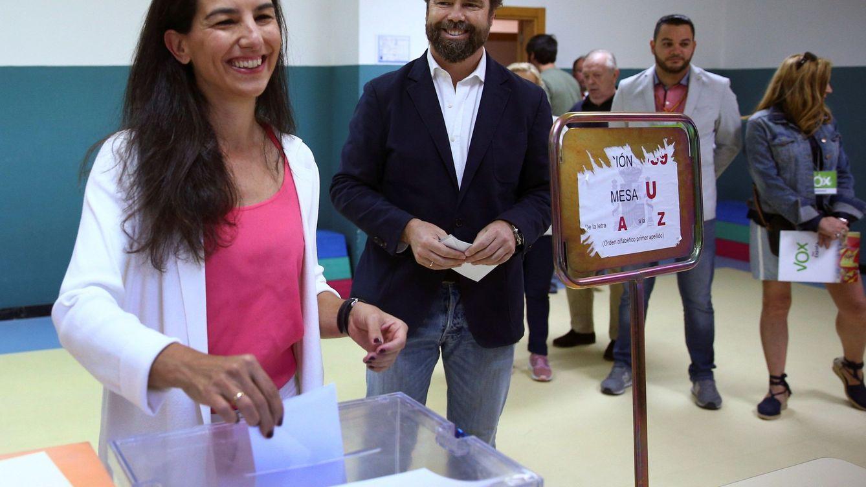 Hacienda abrió inspecciones a Monasterio y Espinosa (Vox) en campaña electoral