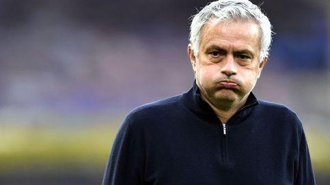 El Tottenham Hotspur despide a Jose Mourinho