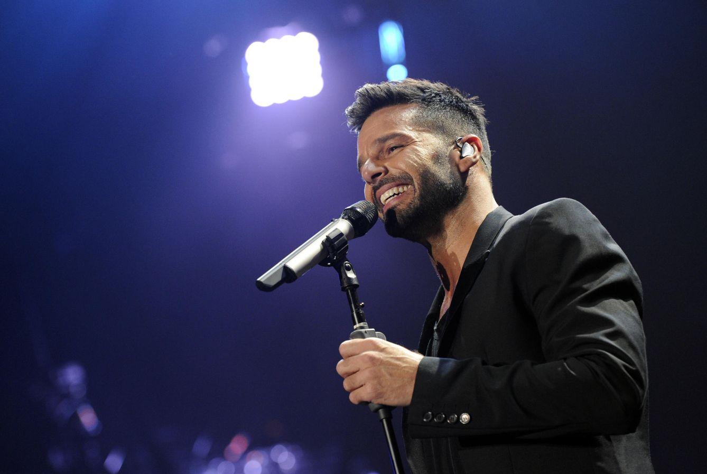 Foto: Ricky Martin (Gtres).