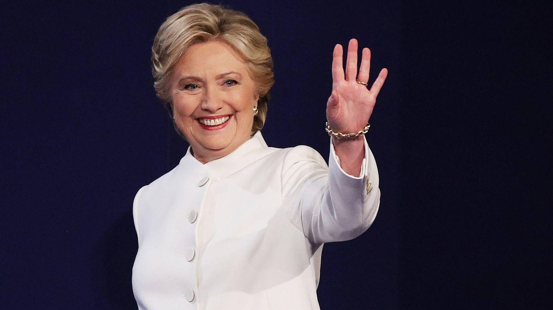 Hillary Clinton. (Getty)