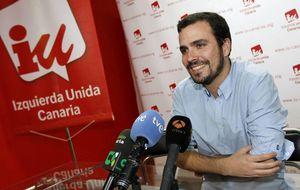 Garzón se 'refugia' en Andalucía tras la fuga de Tania Sánchez