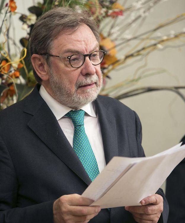 Foto: Juan Luis Cebrián, presidente ejecutivo del Grupo Prisa. (EFE)