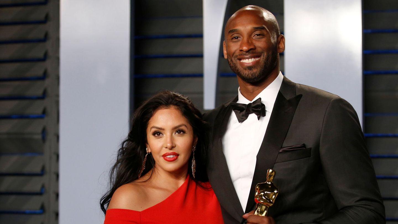 Kobe Bryant y Vanessa. (Reuters)