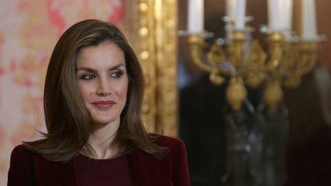 Los Reyes se reúnen con el patronato de la Fundación Princesa de Girona