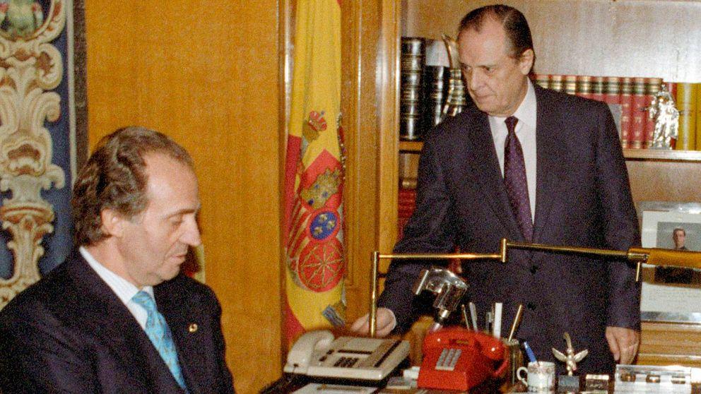 El rey Juan Carlos en Casa Lucio: Sofi, ¿sabes que Sabino nos deja?