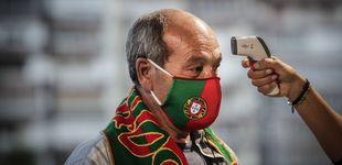 Post de Portugal impone el uso obligatorio de la mascarilla en la calle tras dispararse los casos