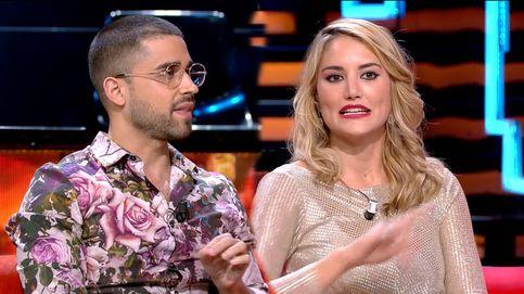 Alba Carrillo y Miguel Frigenti, a la yugular en 'Supervivientes 2020': ¡Barbie mapache!