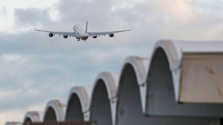 La industria aeronáutica es una de las más golpeadas.