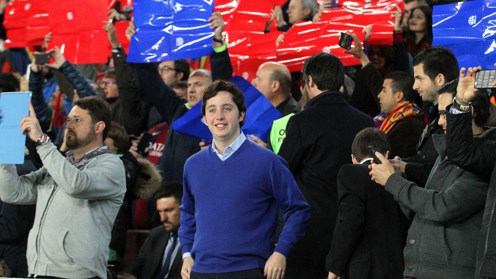 'El pequeño Nicolás', expulsado de la final del Mutua Madrid Open