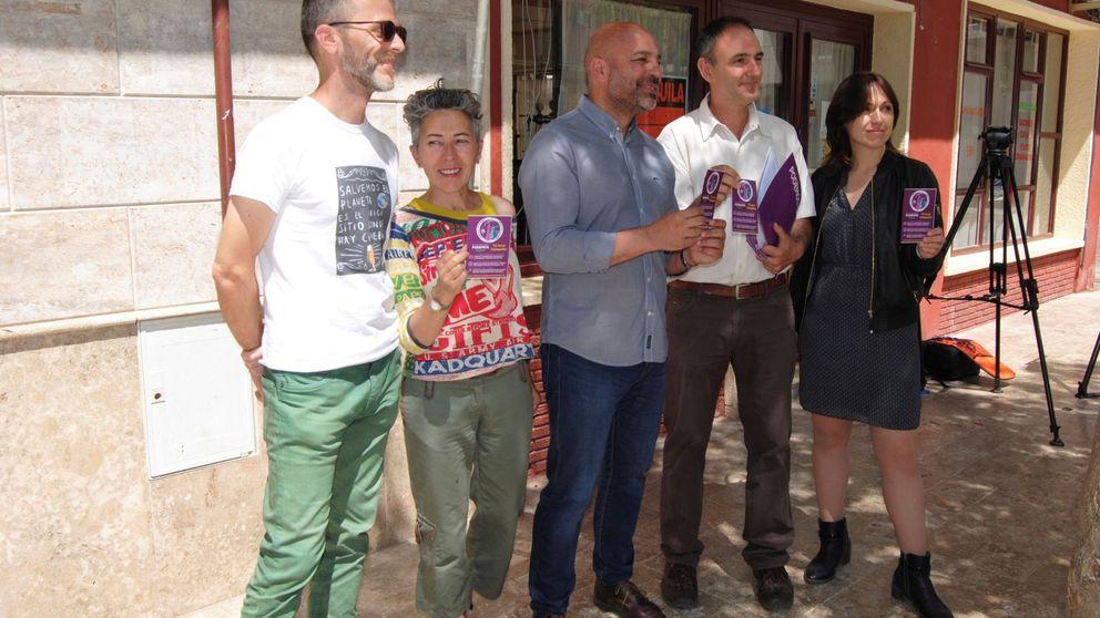 Podemos Castilla-La Mancha dimite en bloque y reclaman a Iglesias una gestora