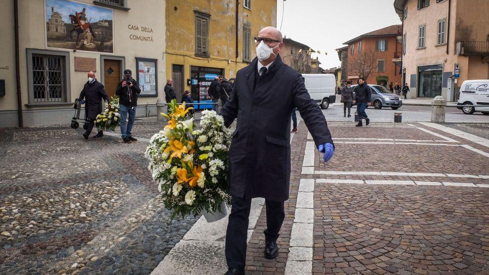 Una 'cárcel enorme' en el norte para contener el virus: la receta italiana