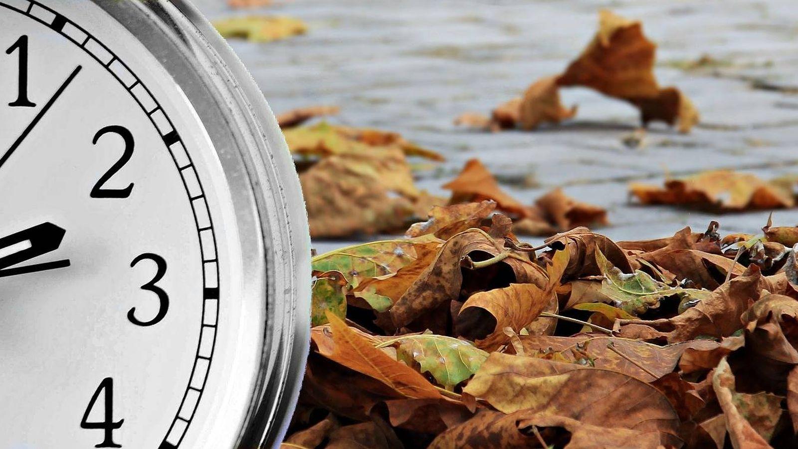 Foto: El horario de invierno llega a la vez en toda Europa (Pixabay)