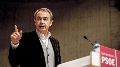 Zapatero ve la solución para Cataluña en la vuelta al Estatut  de 2006
