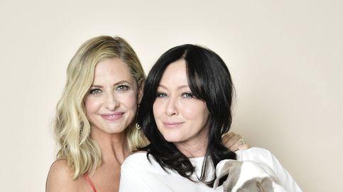 Brenda y Buffy: reunión de iconos televisivos de los 90 en Instagram
