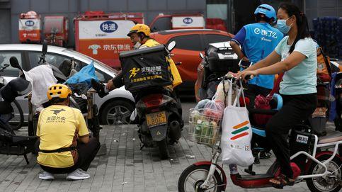 Adictos a entregas en 1 hora: China muestra lo que nos espera con el 'boom' del 'delivery'