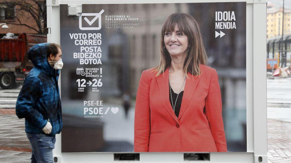 Bajándose la mascarilla al votar y con mucho gel: así serán las elecciones vascas 2020