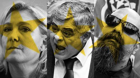 Los rostros de la extrema derecha europea