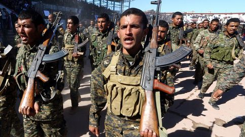 Las milicias kurdas avanzan en Siria y se acercan a la victoria final contra el ISIS