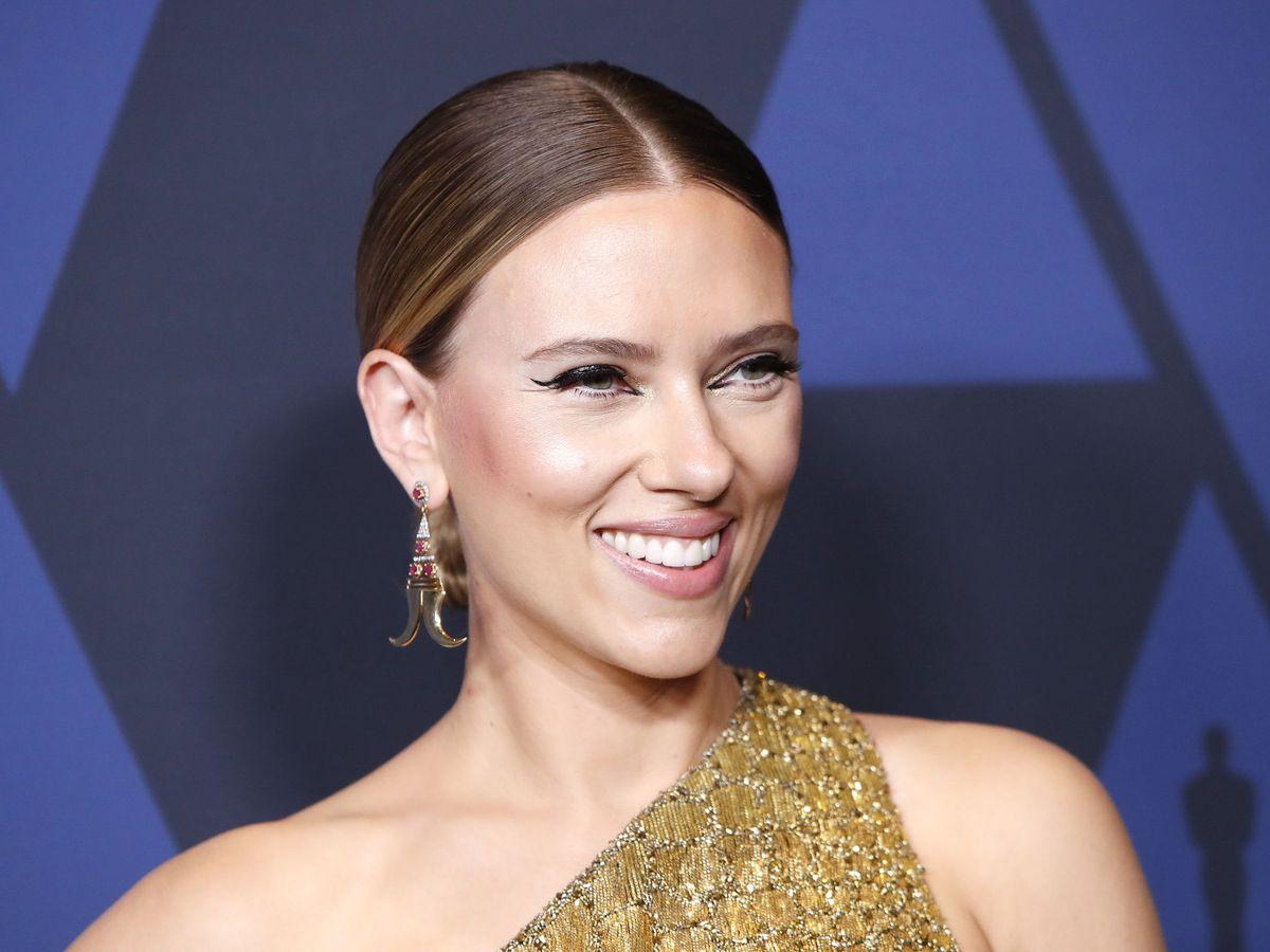 Foto: Scarlett Johansson, en unos premios recientes. (EFE)