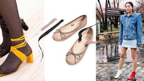 Zapatos desparejados, guía práctica para atreverse con la última tendencia