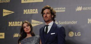 Post de Sandra Gago: ¿eligiendo flores ya para su boda con Feliciano López?