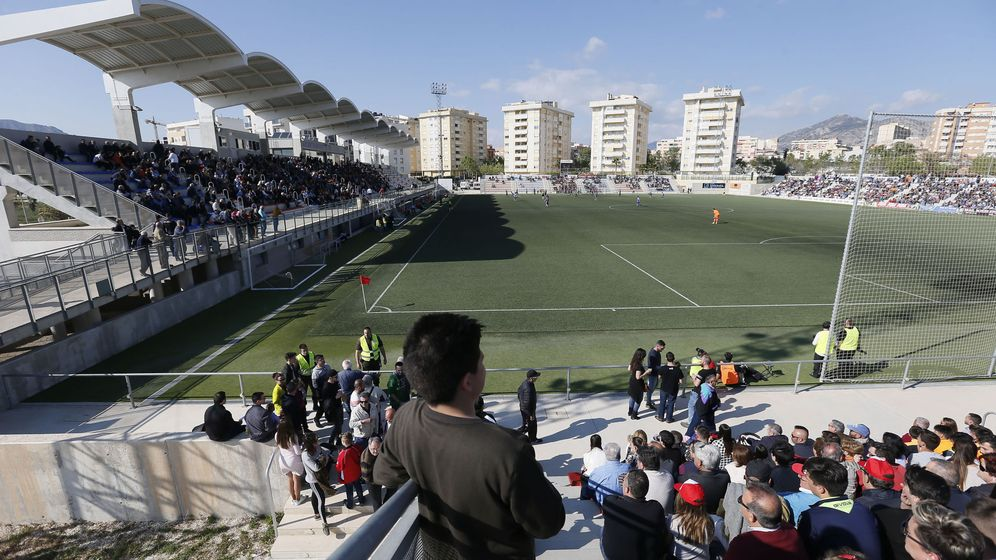 Foto: Estadio del Eldense. (EFE)