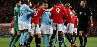 Post de Insultos, puñetazos y botellazos: las dos versiones de la pelea entre United y City