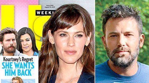 Ben Affleck podría haberle sido infiel a Jennifer Garner... ¡con la niñera!