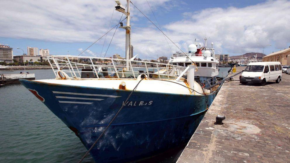 Desaparece cerca de Marruecos un pesquero gaditano con seis tripulantes
