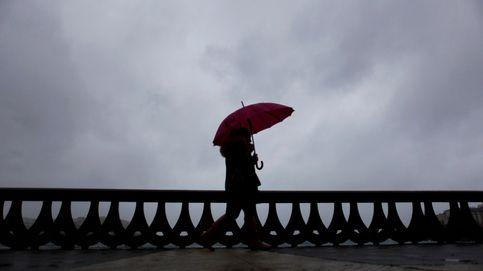Lluvias persistentes y fuertes en Galicia, Sistema Central y Pirineos