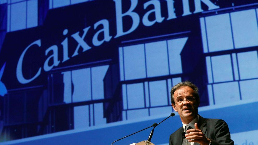 CaixaBank pierde 450 millones con la venta de su participación en Repsol
