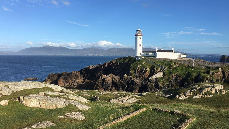 Una ruta en coche por Irlanda te descubre parajes como este. (Foto: Turismo de Irlanda)