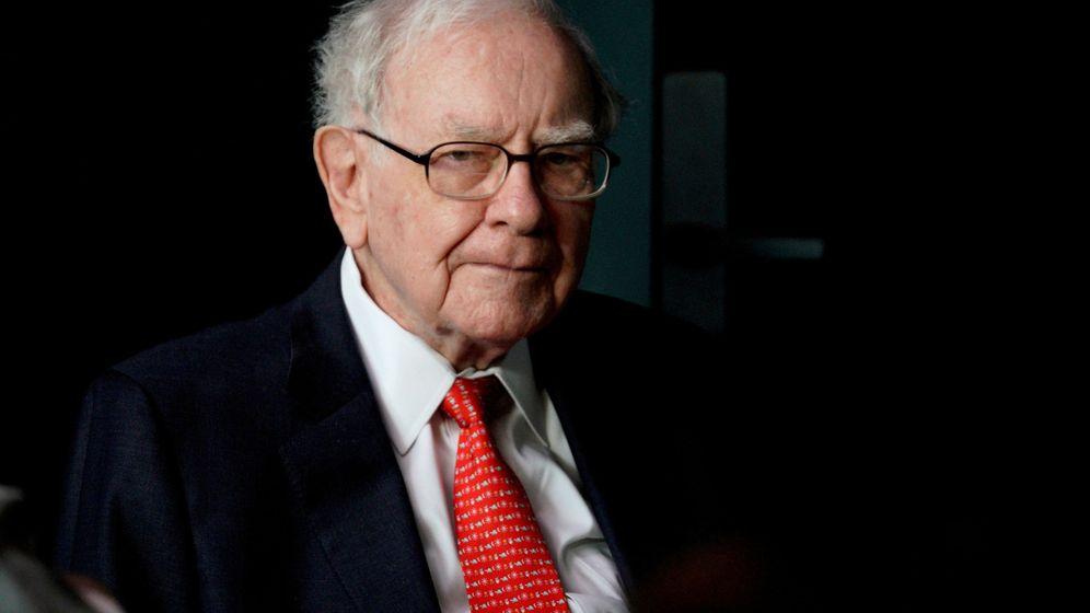 Foto: El fundador de Tron pospone el almuerzo con Warren Buffett y su criptomoneda cae un 20%