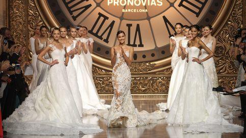 Pronovias se casa con Madrid en plena deriva secesionista con una 'flagship'