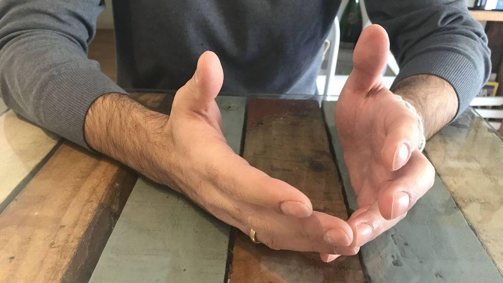 Foto: Miguel sufrió abusos entre 2002 y 2004 en Granada. (Cedida)