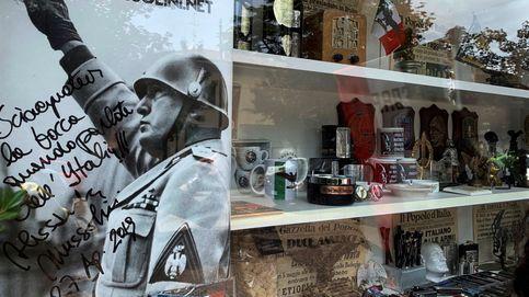 ¿Hacer caja o hacer memoria? El dilema 'a la italiana' de la tumba de Mussolini