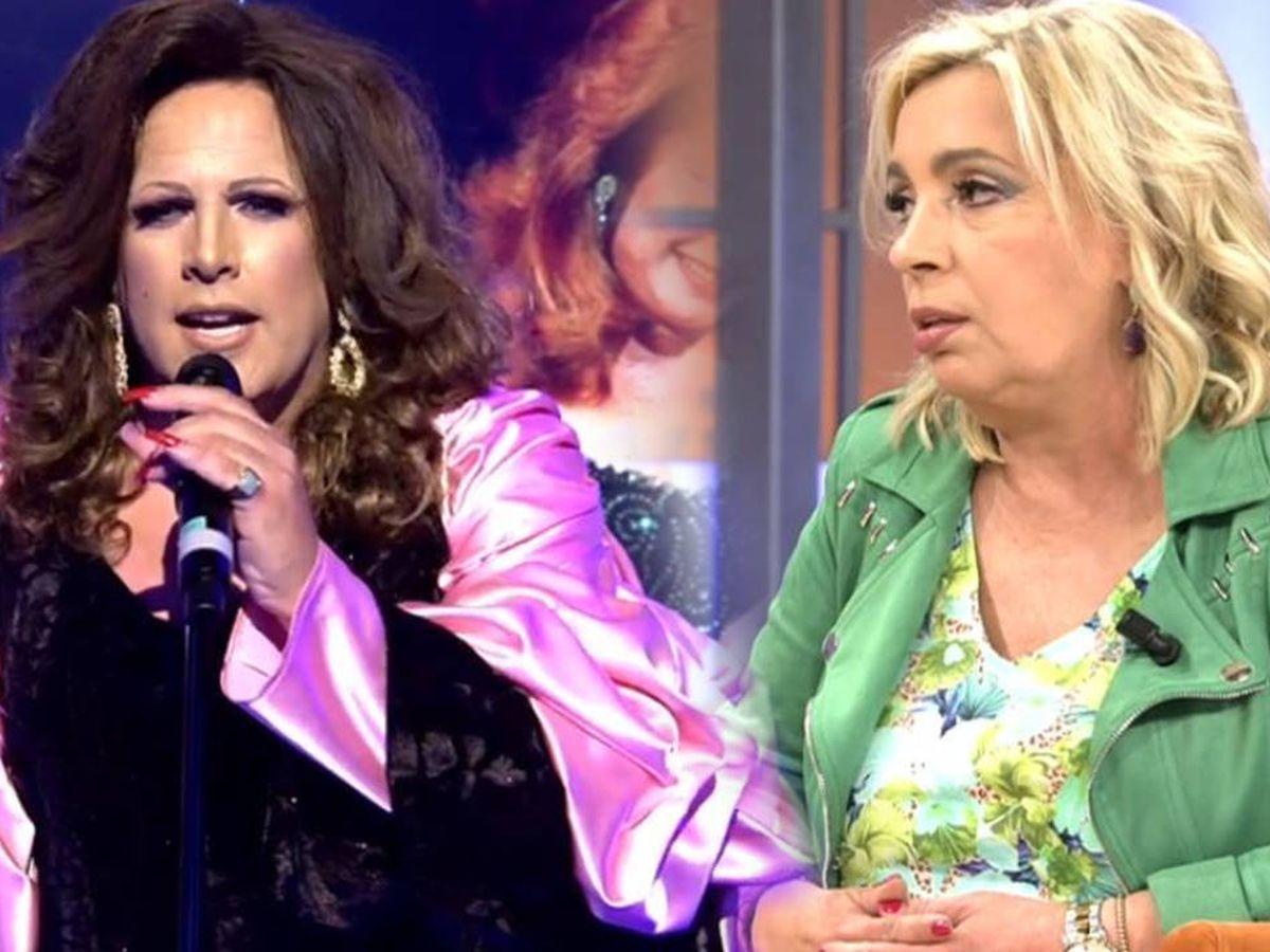 Foto: Quique Torito y Carmen Borrego, en 'Viva la vida'. (Mediaset España)