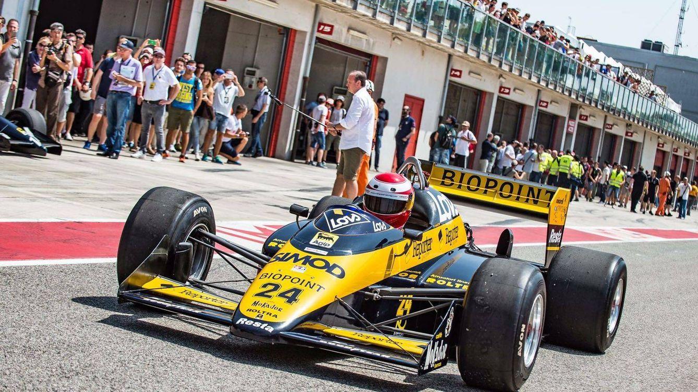 Homenaje a Minardi, el 'padrino' de los pilotos españoles: Algo difícil de olvidar