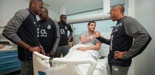 Post de El médico del Oporto explica por qué el infarto de Casillas era imprevisible
