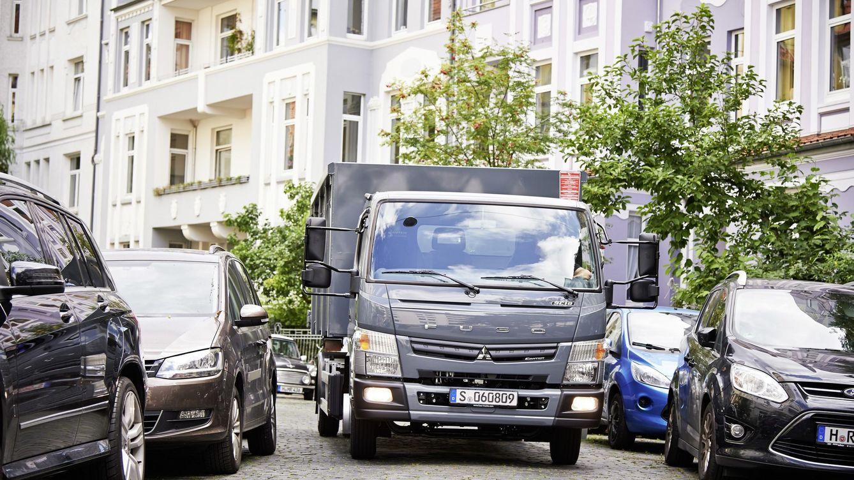 Mercedes distribuye los vehículos industriales de Fuso en España