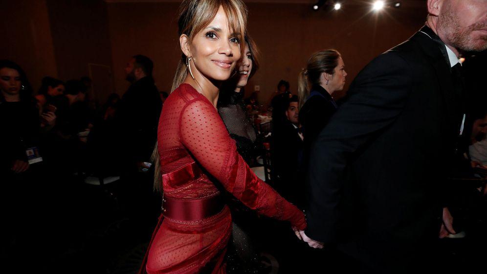Foto: Halle Berry en los Globos de Oro. (Reuters)