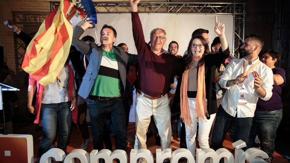 Foto: El candidato de Compromis a la alcaldía de Valencia, Joan Ribó. (EFE)