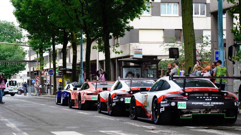 Las verificaciones de las 24 Horas de Le Mans no se realizan en el circuito. (Javier Rubio)