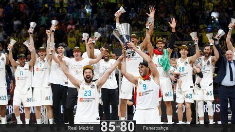 El Real Madrid conquista la Décima en un final apretado ante Fenerbahçe