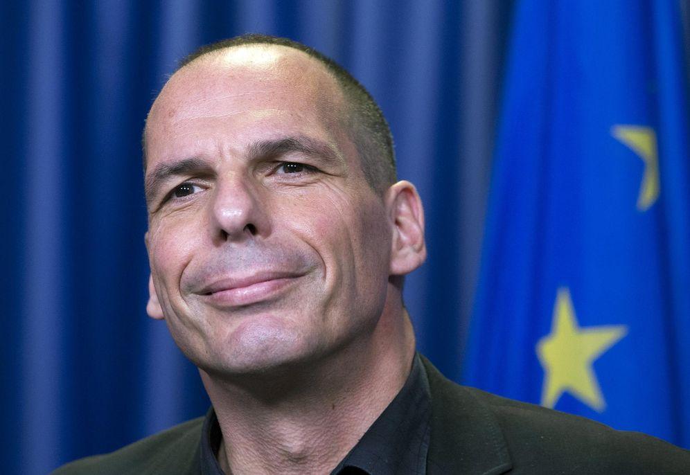 Foto: El ex ministro de finanzas lleva el odio de los acreedores con orgullo. (REUTERS/Yves Herman)