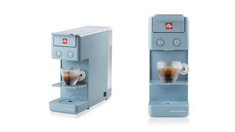 La nueva cafetera de illy diseñada por Piero Lissoni