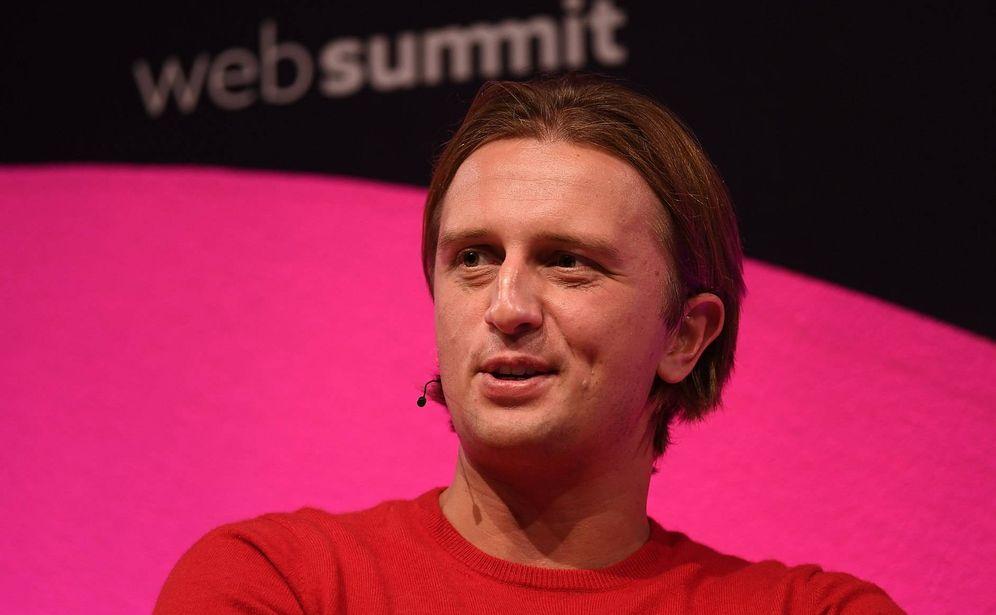 Foto: Nikolay Storonsky, fundador y CEO del 'neobanco' Revolut. (Foto: Web Summit)