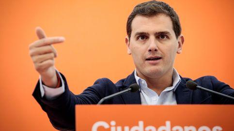 Rivera pide al Gobierno que no acepte el chantaje y convoque elecciones en Cataluña