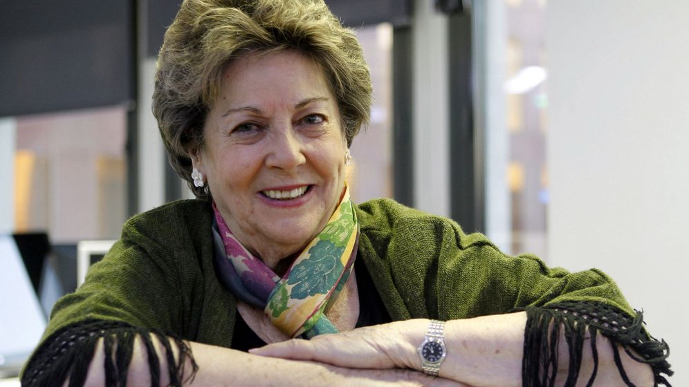 Foto: La periodista Paloma Gómez Borrero. (EFE)